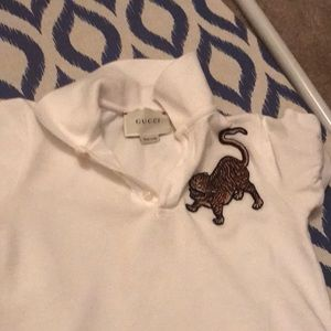 Boys Gucci shirt